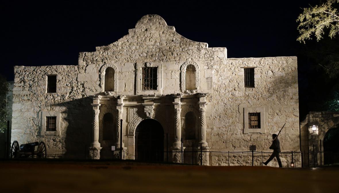 Budovy františkánských misií v San Antoniu v Jižním Texasu připadly na seznam UNESCO