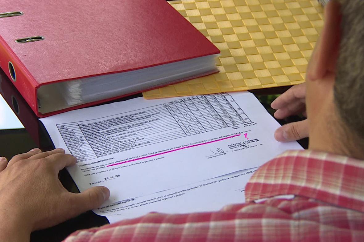 Pojišťovna část nákladů na péči neproplácí