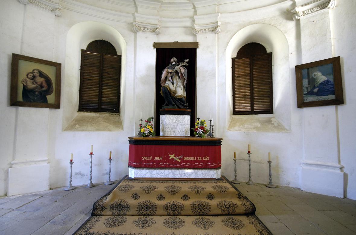 Hradní kaple