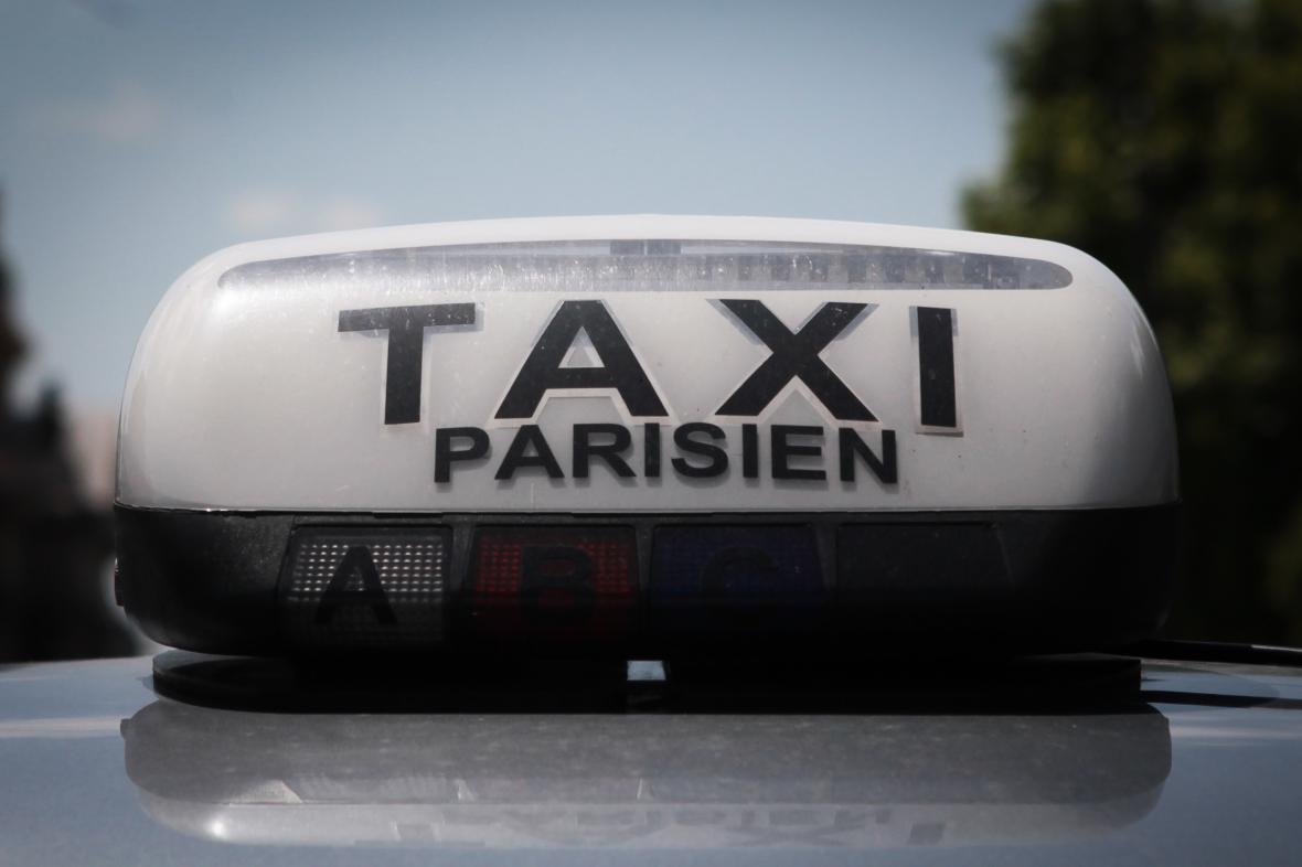 Pařížské taxi