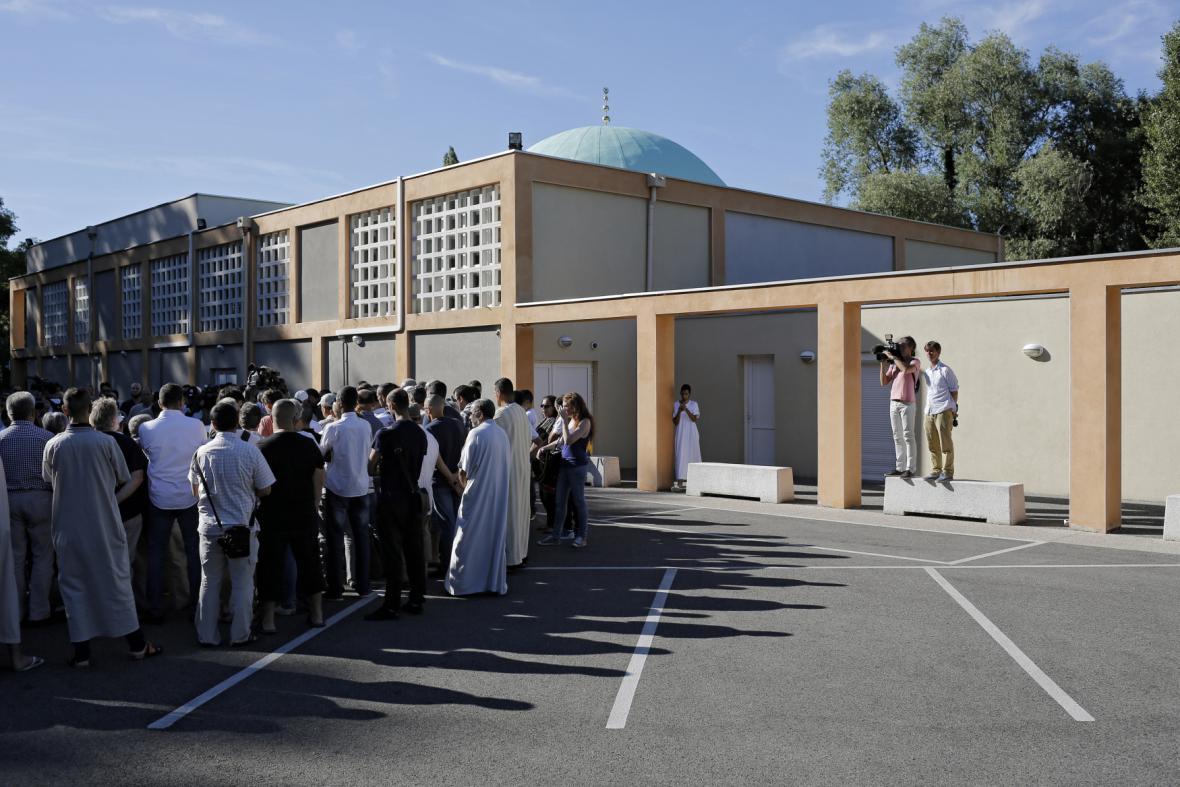 Mešita ve Francii