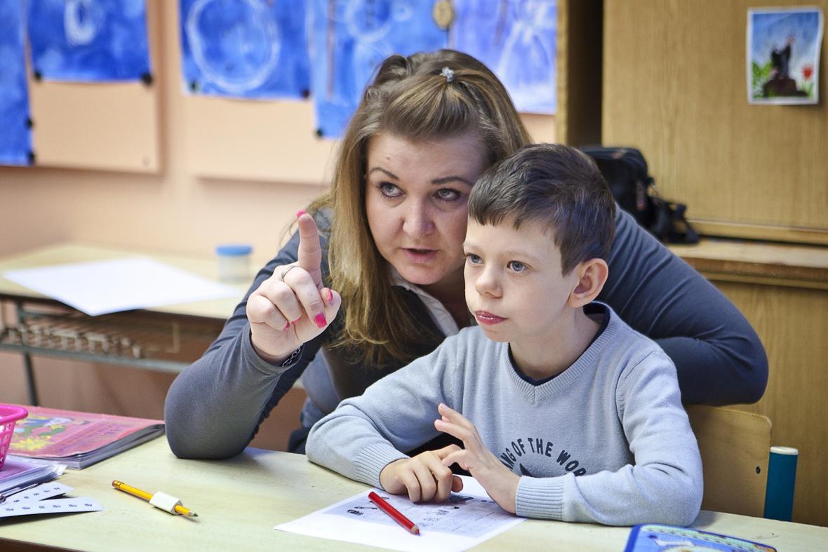 Vzdělání handicapovaných dětí mezi zdravými