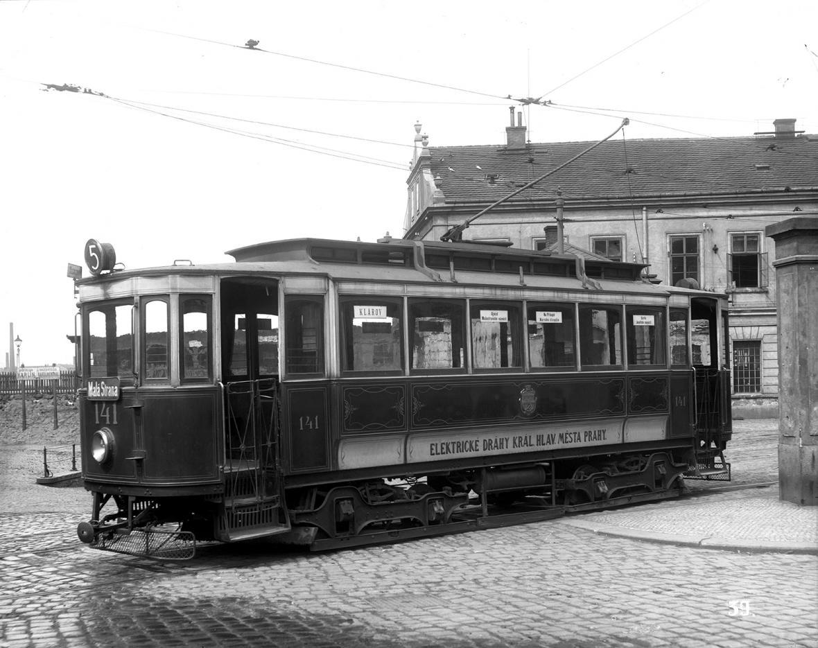 Tramvaje v Praze od počátků MHD po dnešek