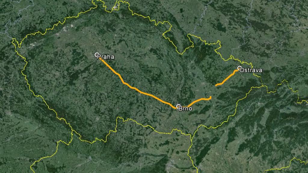 Dálnice D1 má v Přerově protnout část Dluhonice
