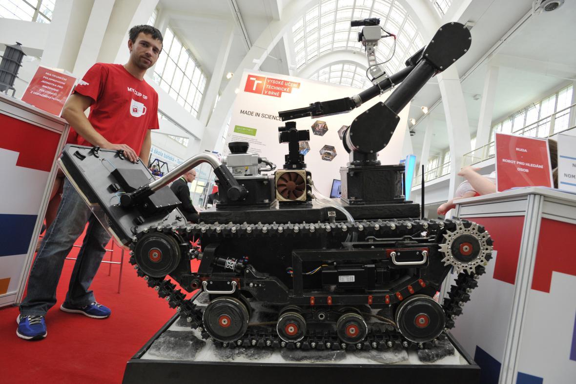 Zajímavosti Mezinárodního strojírenského veletrhu