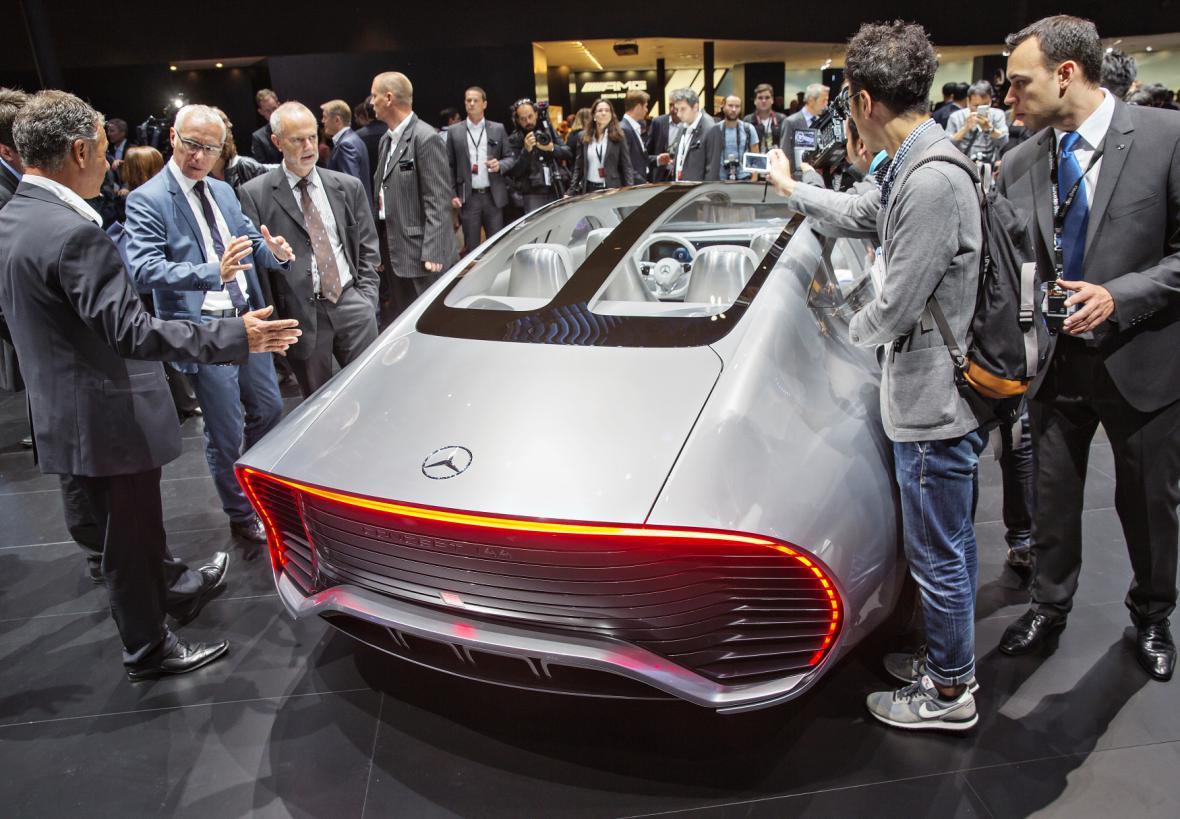 Autosalon Frankfurt 2015