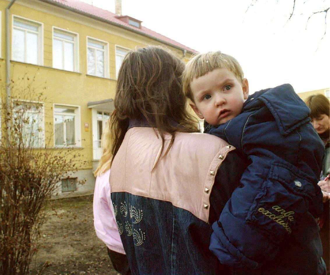 Azylový dům pro matky s dětmi
