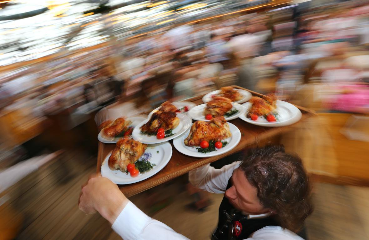 V Michově začal 182. ročník Oktoberfestu