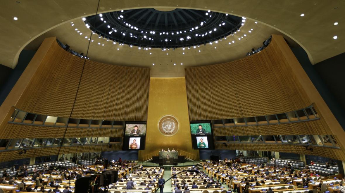 Summit OSN v New Yorku