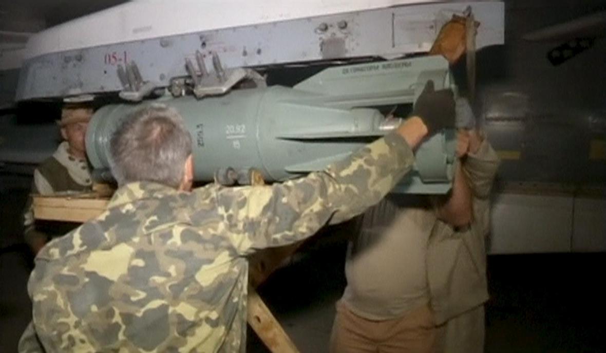 Ruská armáda v Sýrii