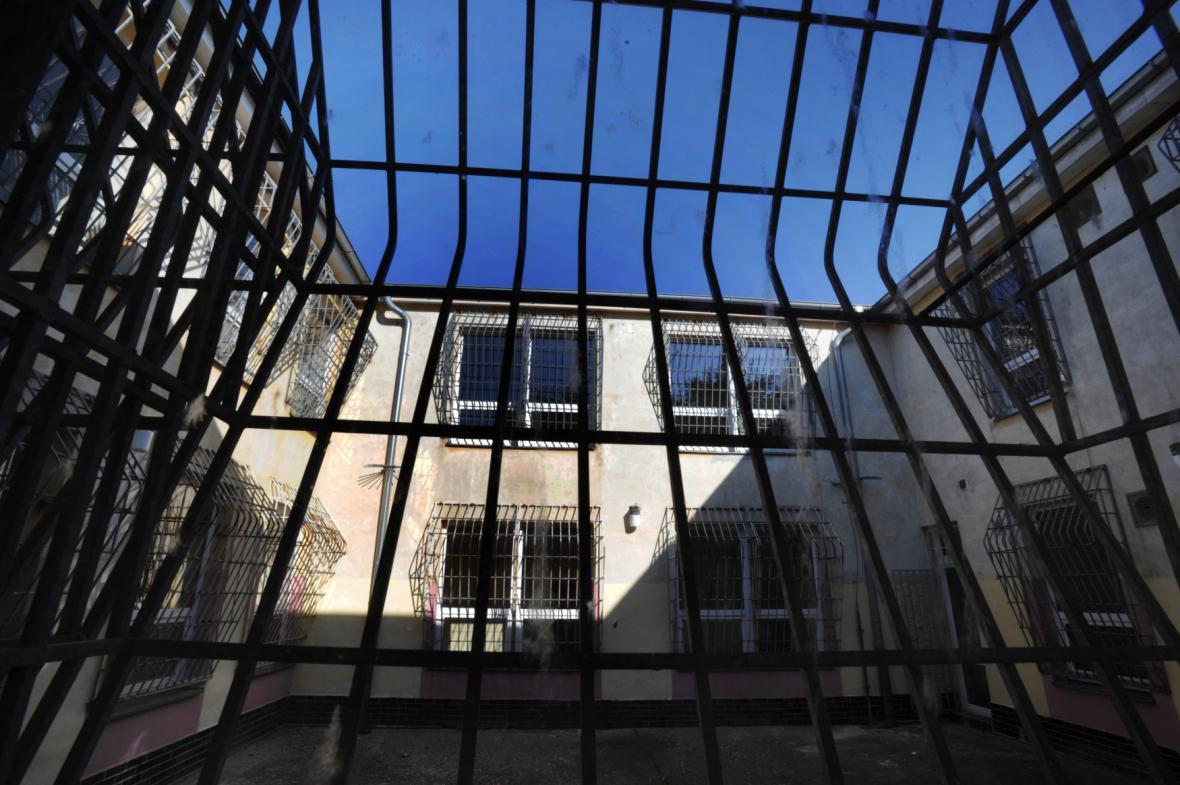 Detenční zařízení v Drahonicích