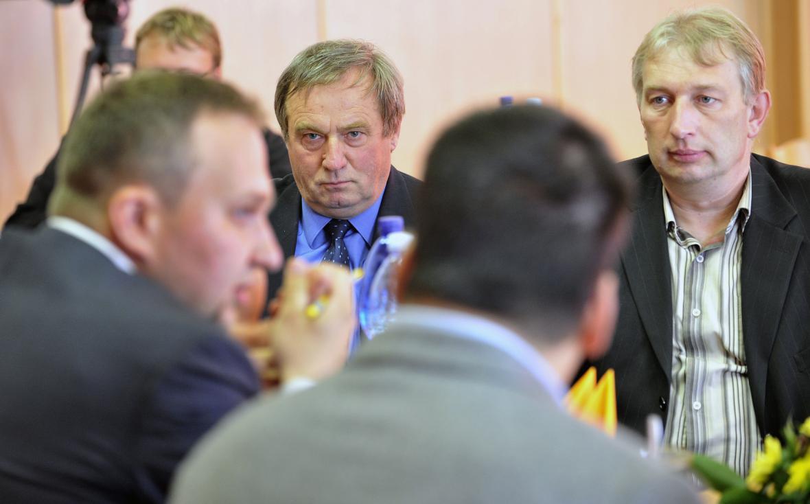 Ministr zemědělství jednal se starosty z okolí Želivky