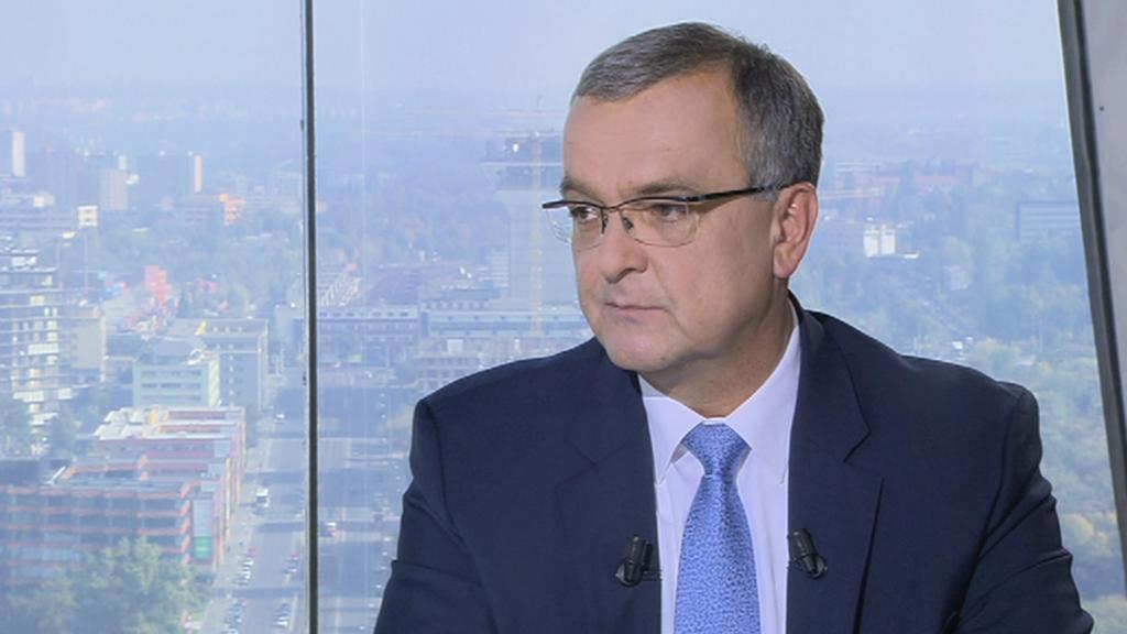 Miroslav Kalousek v OVM