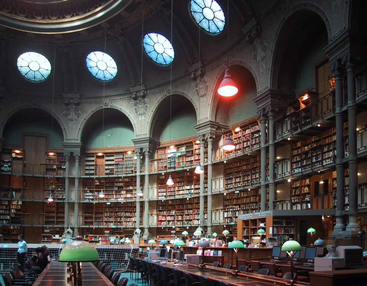 Nejzajímavější knihovny světa