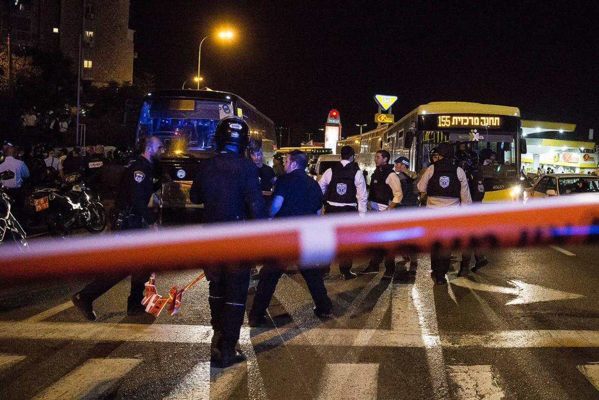 Napětí v Izraeli