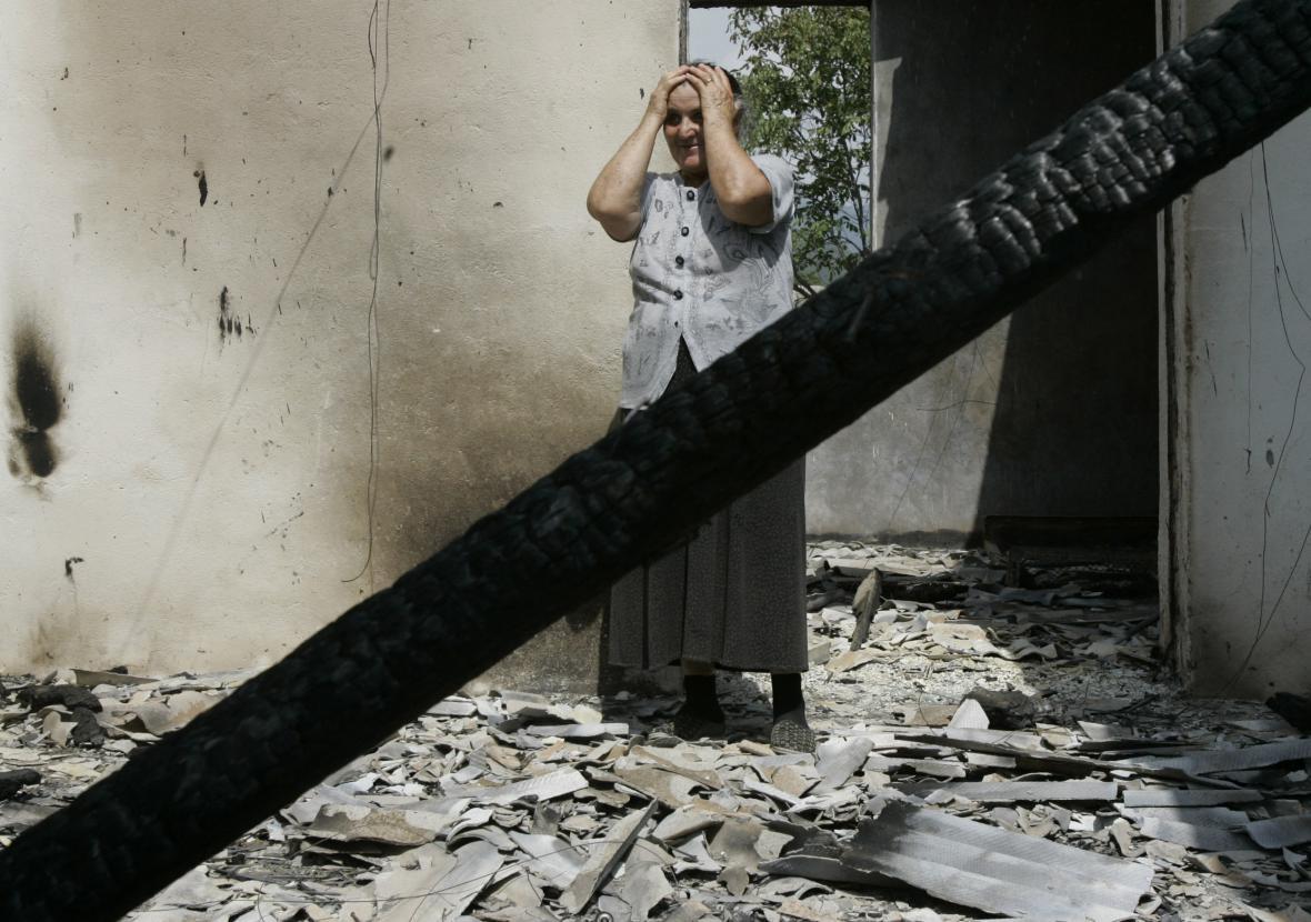 Konflikt v Jižní Osetii