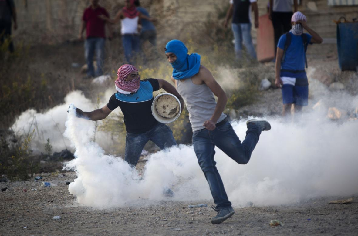 Nepokoje v Izraeli