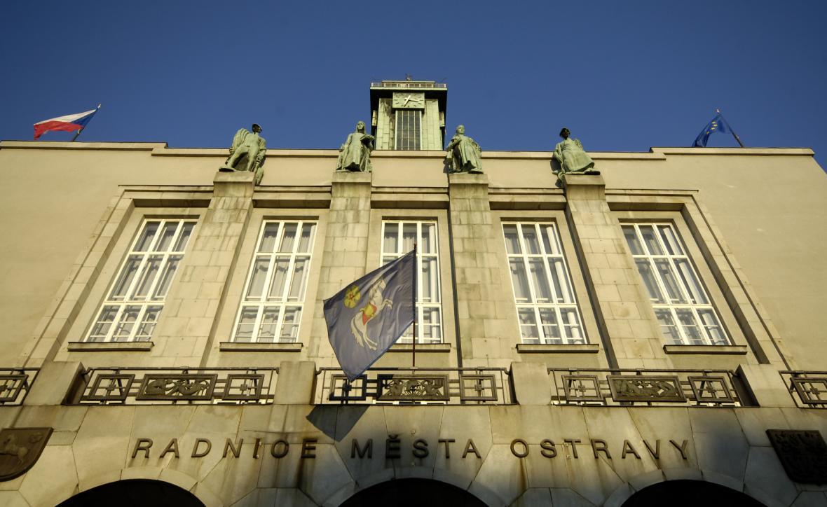 Magistrát města Ostravy