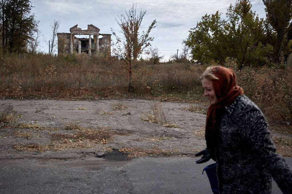 Humanitární cesta Charity po Ukrajině