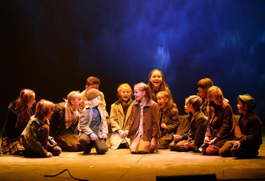 V muzikálu se představí na čtyřicet dětských herců