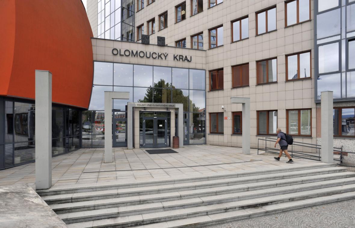 Krajský úřad Olomouckého kraje
