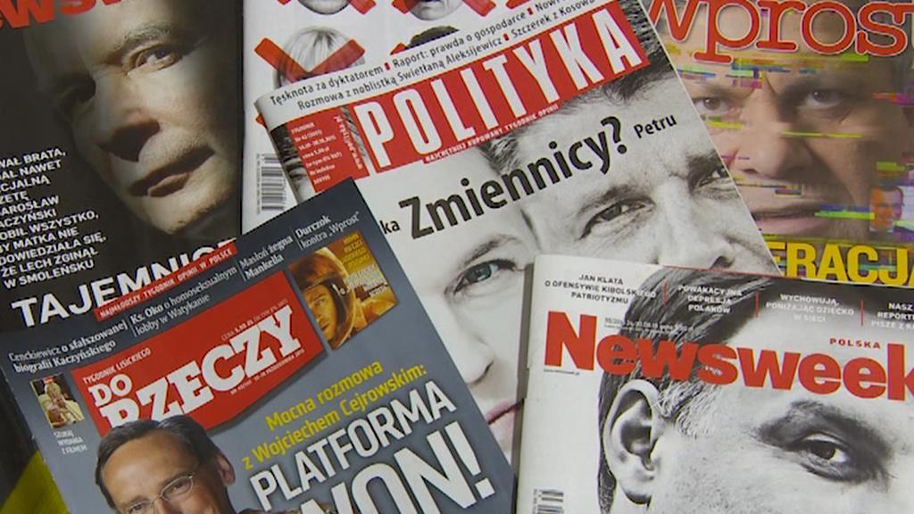Polský tisk