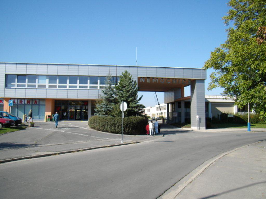 Kontroloři strávili v nemocnice dvanáct hodin