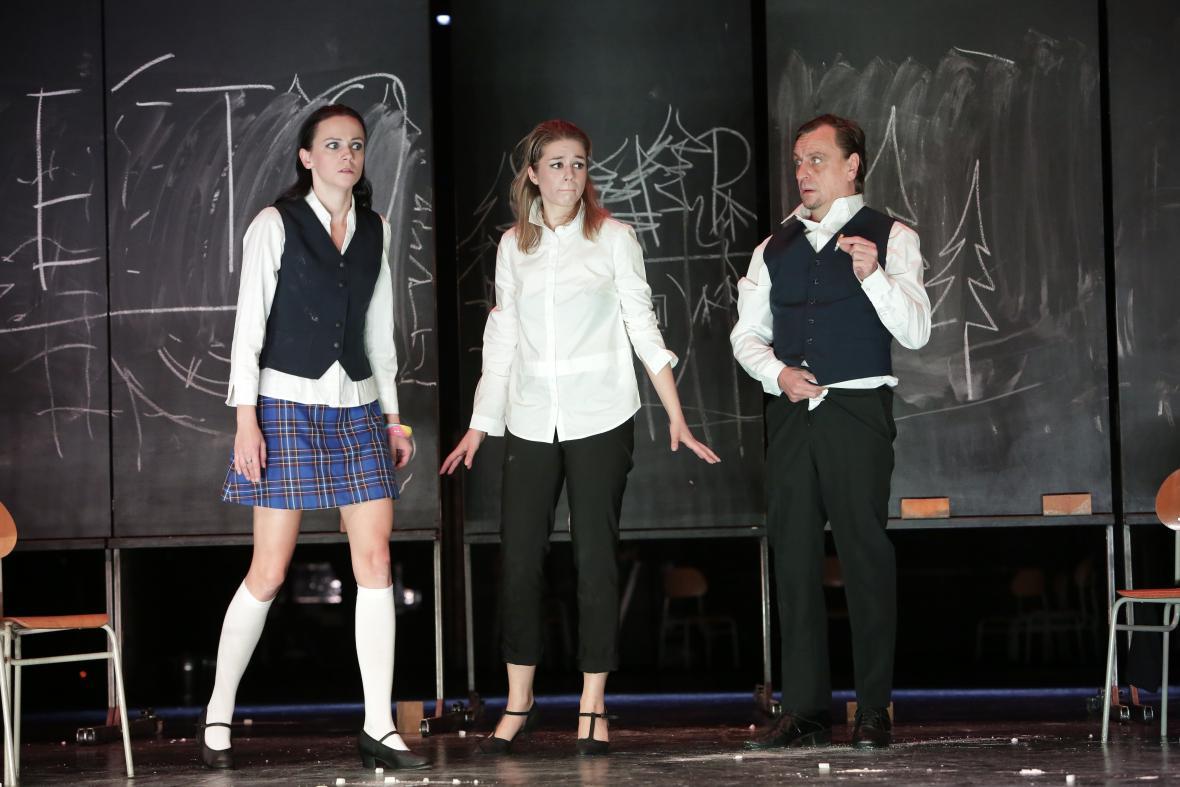 Norská hra Lesík v Národním divadle moravskoslezském