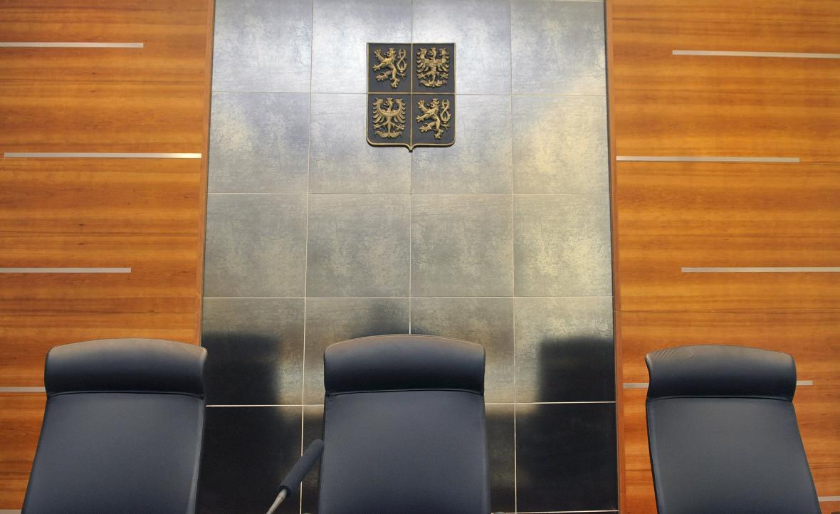 Jdnací síň Nejvyššího správního soudu