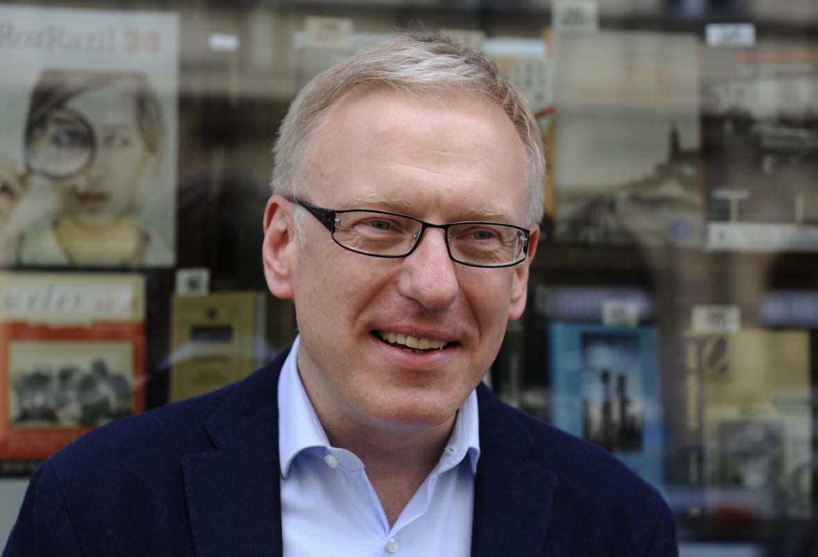 Mariusz Szczygiel