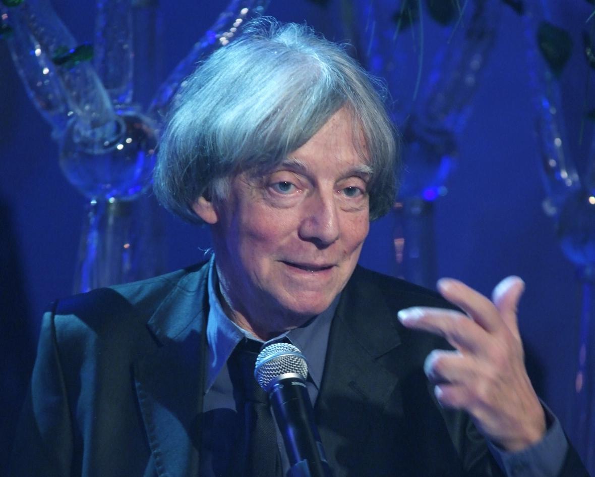 André Glucksmann v listopadu 2009