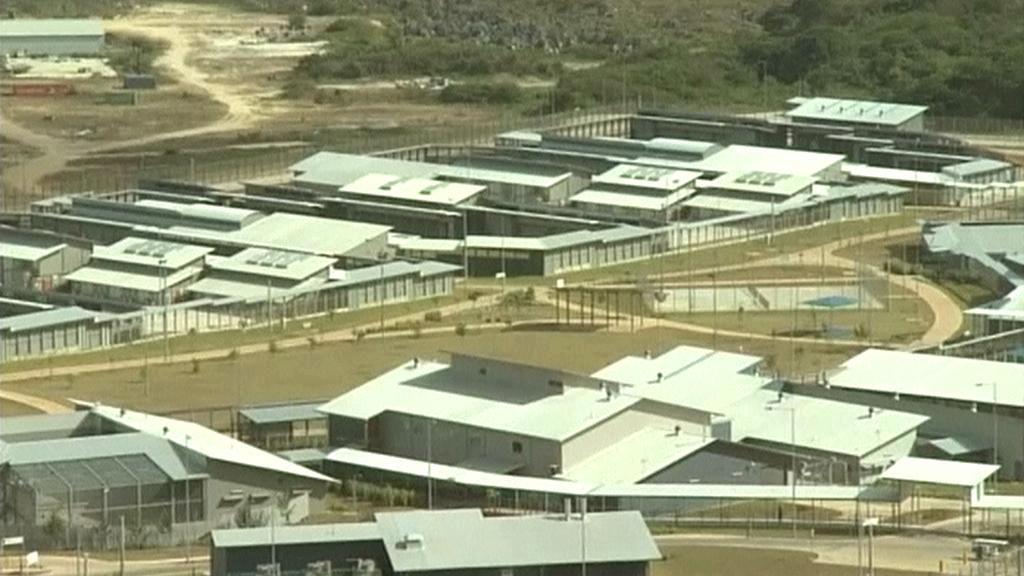 Imigrační centrum na Vánočním ostrově