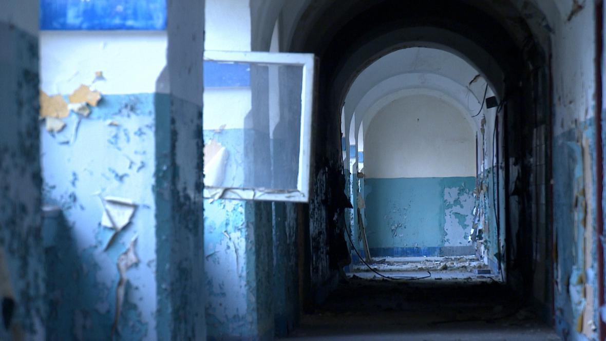 Kasárny v Terezíně