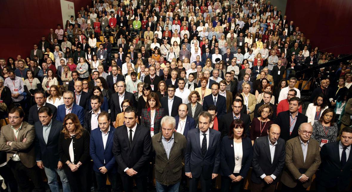 Minuta ticha v Madridu