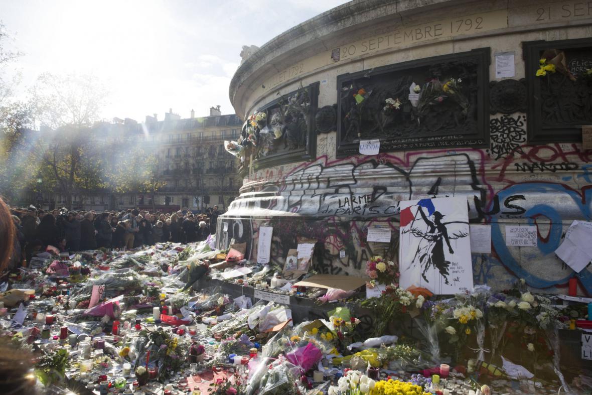 Pařížské náměstí Republiky