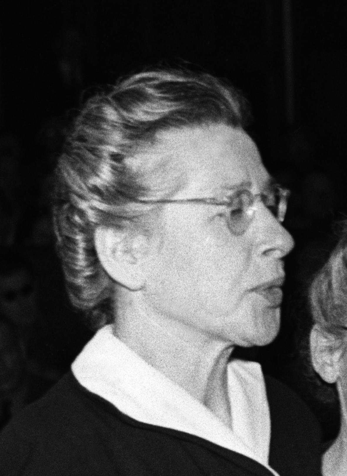 Milada Horáková - 4. 6. 1950