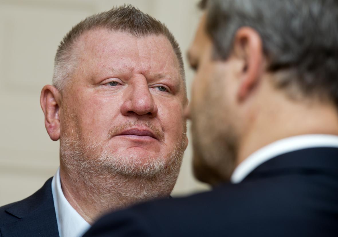 Ivo Rittig u soudu v kauze Oleo Chemical