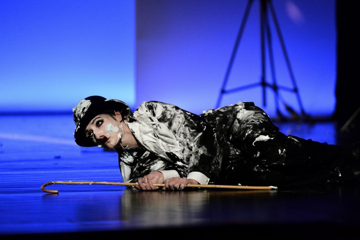Balet Chaplin v Ostravě