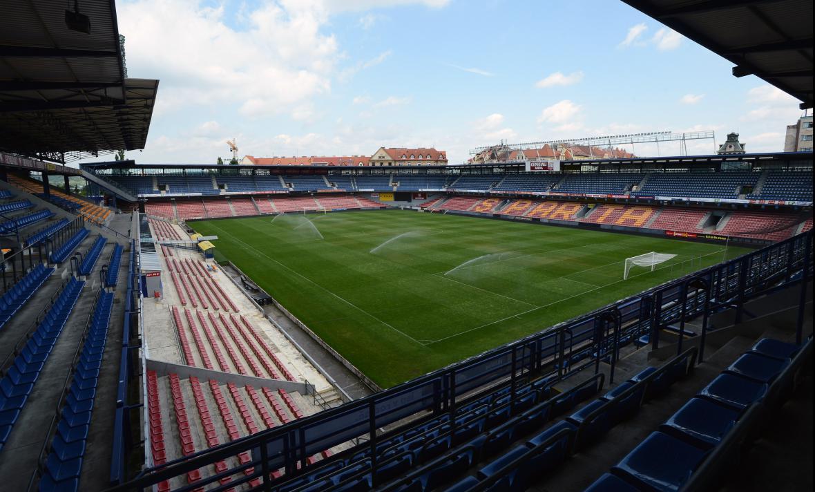 Stadion AC Sparta Praha