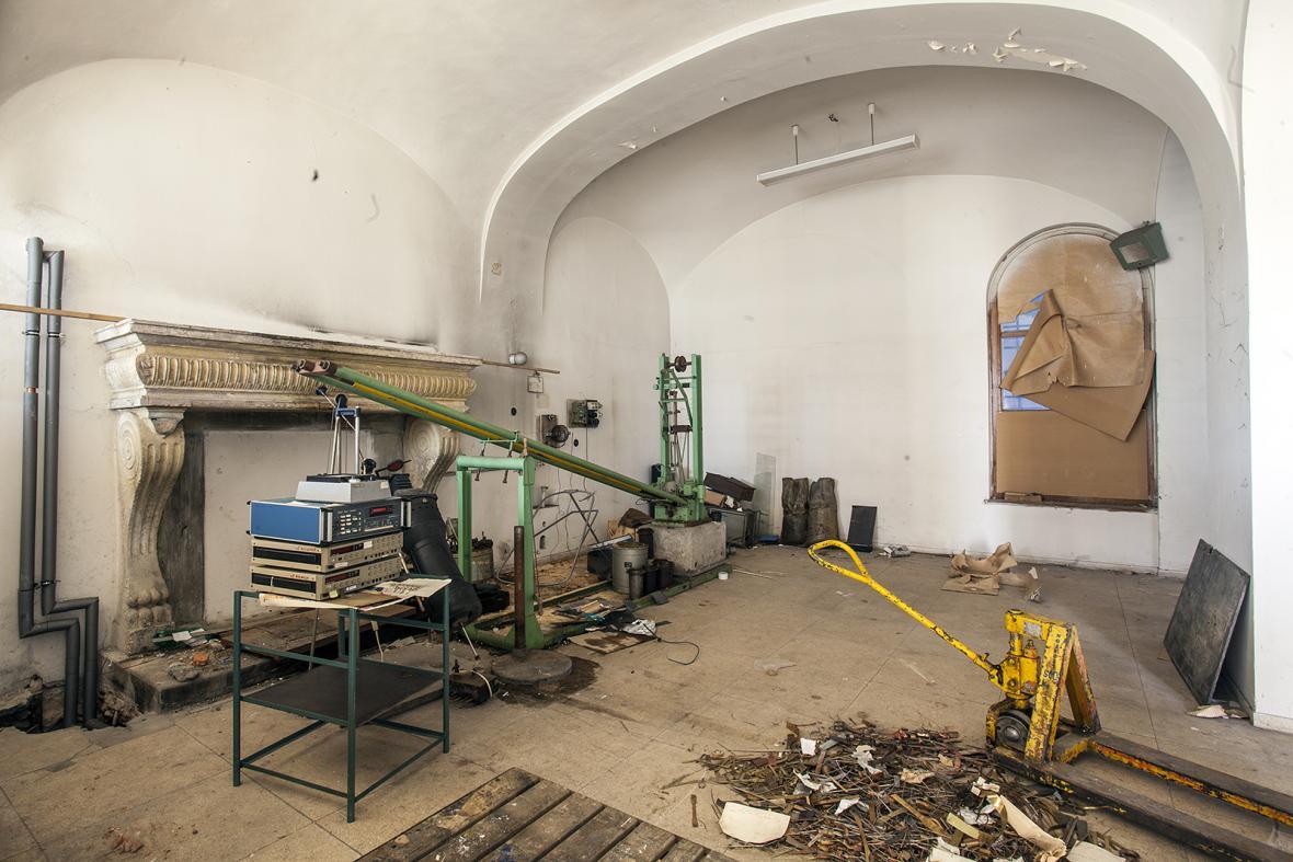 Heydrichův zámek na prodej