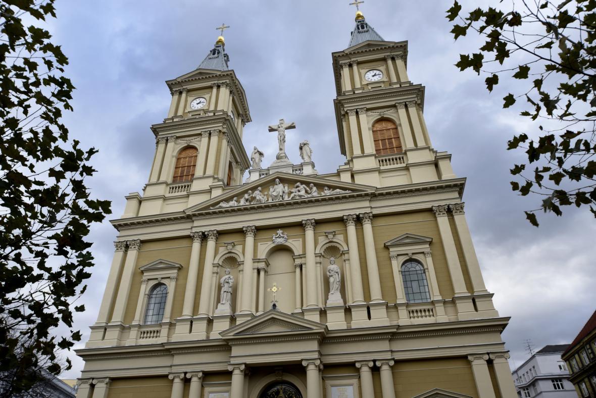Katedrála Božského spasitele v Ostravě