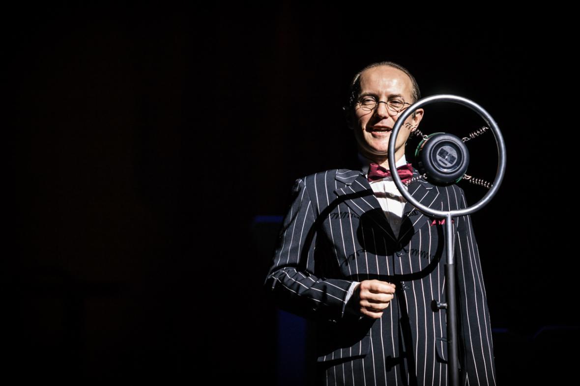Saturnin v Národním divadle Brno