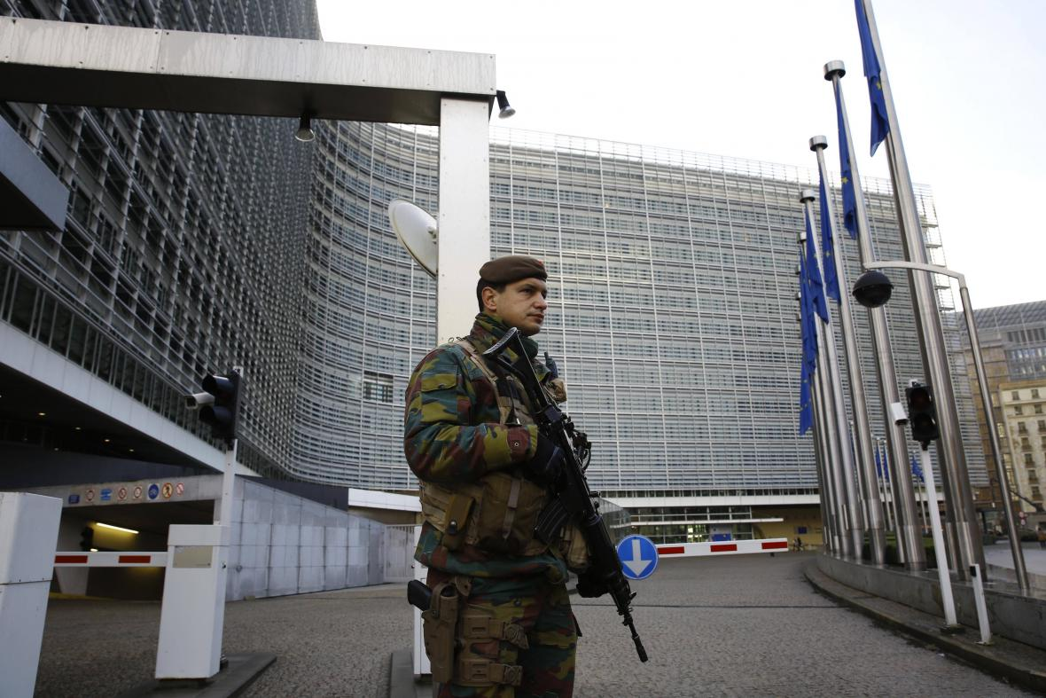 Bezpečnostní opatření a jejich dopad na Brusel