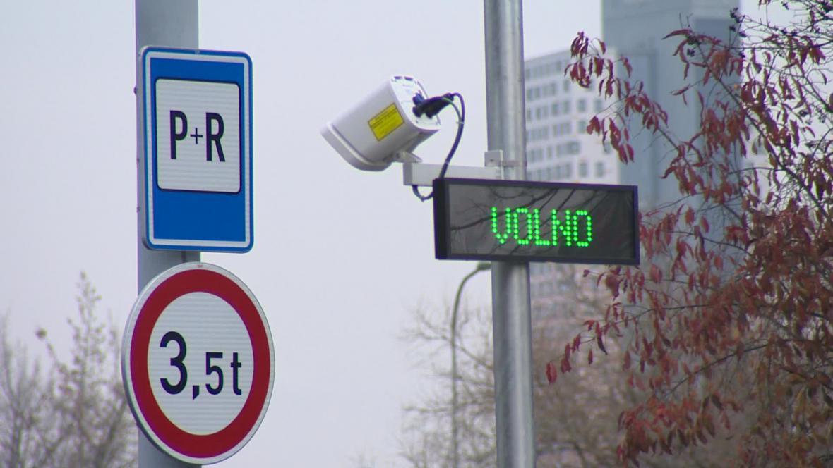 Parkoviště P+R by mělo být do roku 2020 až jedenáct