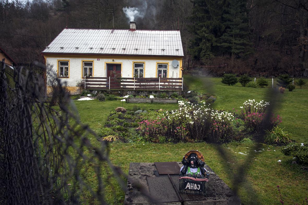Život za hranicí vojenského újezdu Hradiště
