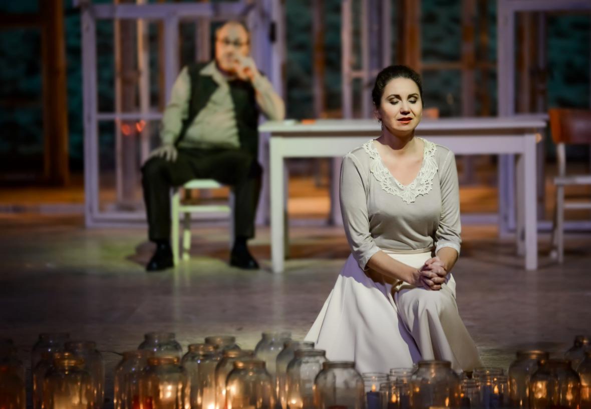 Opera Hubička v Národním divadle Brno