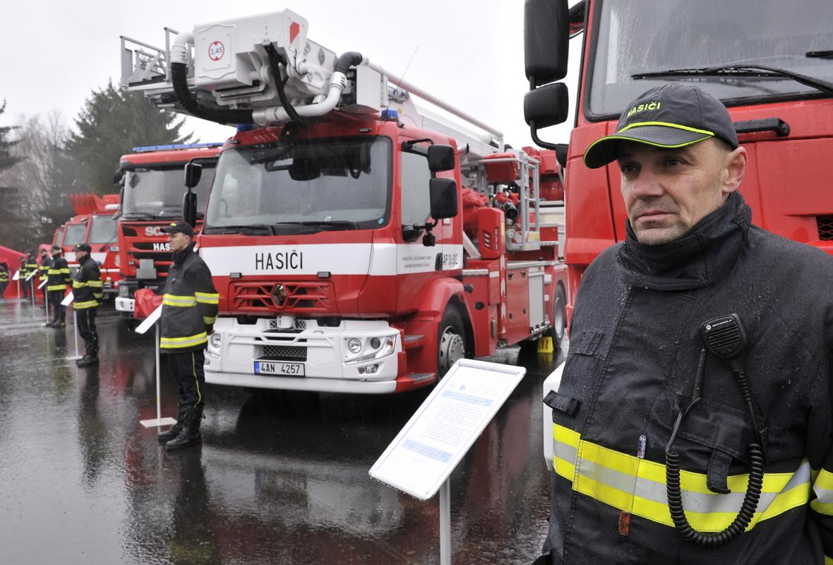 Záchranná rota HZS ČR v Jihlavě