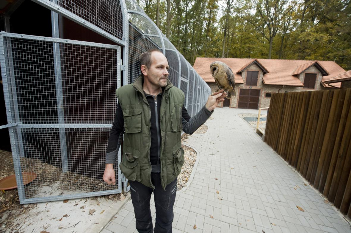 Záchranná stanice pro zraněná zvířata v Poděbradech