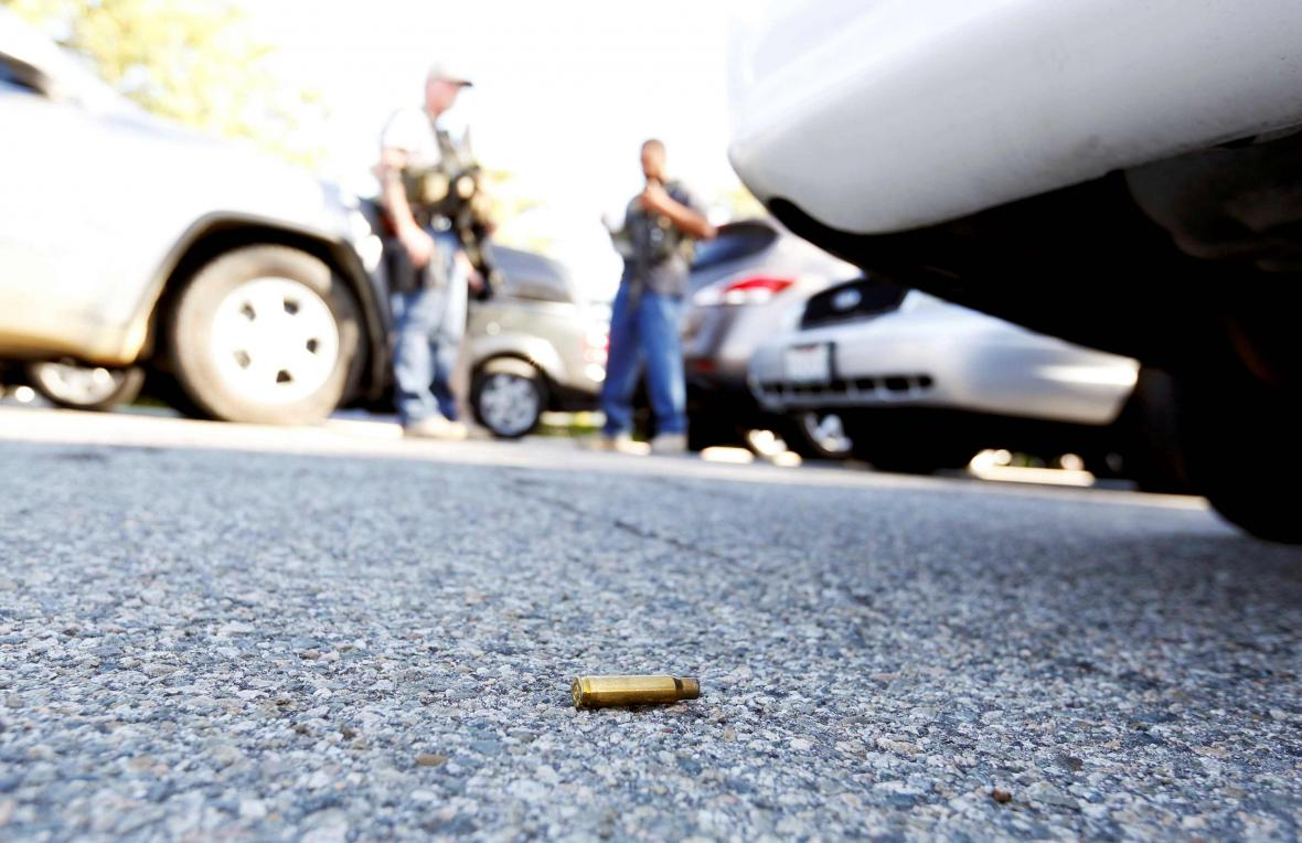 Střelba v San Bernardinu