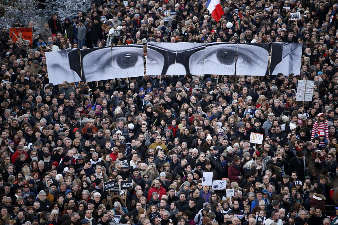 2015 - Výběr Reuters - terorismus